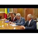 Entrevue du Premier ministre  Mihai Tudose avec  les représentants des syndicats du domaine de la recherche - développement